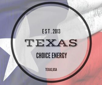 TEXAS CHOICE ENERGY